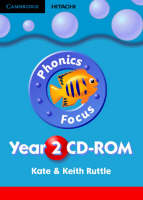 Phonics Focus Year 2 CD-ROM by Kate Ruttle