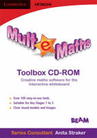 Mult-e-Maths Toolbox CD ROM by BEAM Education Ltd.