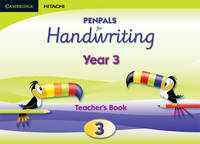 Penpals for Handwriting Year 3 Teacher's Book Enhanced Edition by Gill Budgell, Kate Ruttle