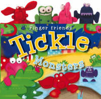 Tickle Monsters by Joanna Bicknell