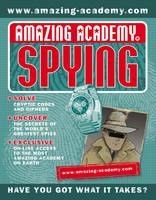 School of Spying and Espionage by Nick Page