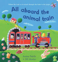 All Aboard the Animal Train by