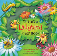 There's a Ladybird in My Book by Sally Hopgood
