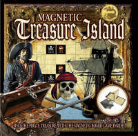 Magnetic Treasure Island by