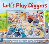 Diggers by Alfie Clover, Sally Hopgood