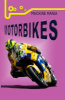 Motorbikes by Frances Ridley