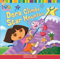 Dora Climbs Star Mountain by Nickelodeon
