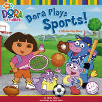 Dora Plays Sports! by Nickelodeon