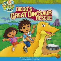 Diego's Great Dinosaur Rescue by Nickelodeon