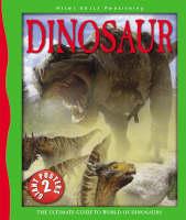 Dinosaur Poster Book by Steve Parker