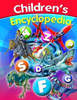 Children's Encyclopedia by Steve Parker, Jane Walker, Brian Ward, Philip Steele