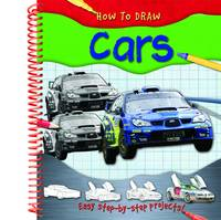 How to Draw Cars by Steve Capsey