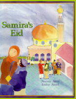 Samira's Eid in Albanian and English by Nasreen Aktar, Enebor Attard