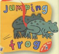 Jumping Frog by Amanda Leslie