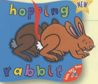 Hopping Rabbit by Amanda Leslie