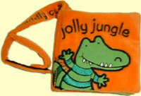 Jolly Jungle by Lucy Richards