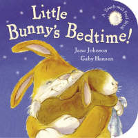 Little Bunny's Bedtime! by Jane Johnson