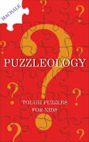 Puzzleology Tough Puzzles for Kids by Des MacHale