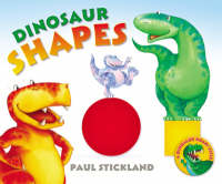Dinosaur Shapes by Paul Stickland