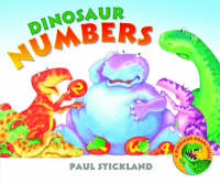 Dinosaur Numbers by Paul Stickland