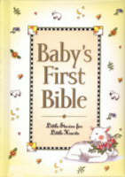 Baby's First Bible Little Stories for Little Hearts by Melody Carlson