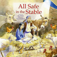 All Safe in the Stable by Mig Holder