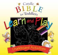 Learn and Play Chalkboard Activities by Helen Prole