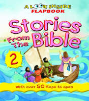 Stories from the Bible Flap Book by Tim Dowley