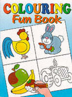 Colouring Fun Book by