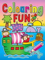 Big Colouring Book by David Crossley
