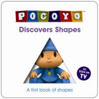 Pocoyo Discovers Shapes by