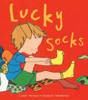 Lucky Socks by Carrie Weston