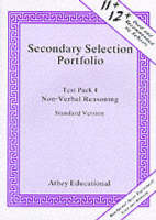 Secondary Selection Portfolio Non-verbal Reasoning Practice Papers (Standard Version) by Lionel Athey