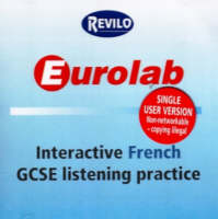 Eurolab Interactive French GCSE Listening Practice by Eurolab