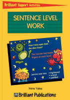 Sentence Level Work Sentence Level Work by Irene Yates