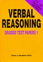 Verbal Reasoning Graded Test Papers by Susan J. Daughtrey