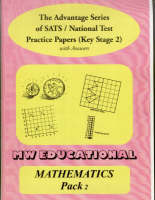 Mathematics Key Stage Two National Tests Pack Two by Mark Chatterton