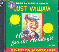 Just William Home for the Holidays by Richmal Crompton