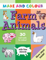 Make and Colour Farm Animals by Clare Beaton