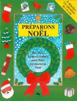 Preparons Noel by Clare Beaton
