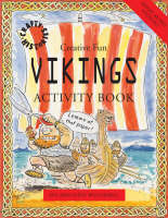 Vikings Activity Book by Sue Weatherill, Steve Weatherill