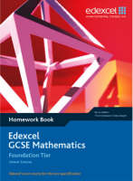 Edexcel GCSE Maths: Linear Foundation Homework Book by Tony Clough, Trevor Johnson, Rob Summerson, Michael Flowers