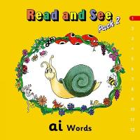 Jolly Phonics Read and See, Pack 2 (12 Titles) by Susan M. Lloyd, Sara Wernham