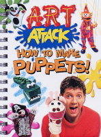 Art Attack How to Make Puppets by Karen Brown