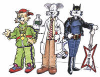Cool Cat Chem Cards Making Chemistry Fun by Caroline Griffiths, John Griffiths