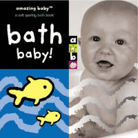 Bath Baby Bath Book by Beth Harwood