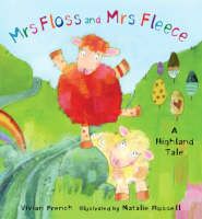 Mrs Floss and Mrs Fleece by Vivian French, Natalie Russell