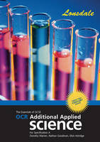 OCR Twenty First Century Additional Applied Science Twenty First Century Science Revision and Classroom Companion (2012 Exams Only) by