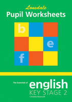English Pupil Worksheets by Christine Moorcroft