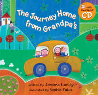 The Journey Home from Grandpa's by Jemima Lumley